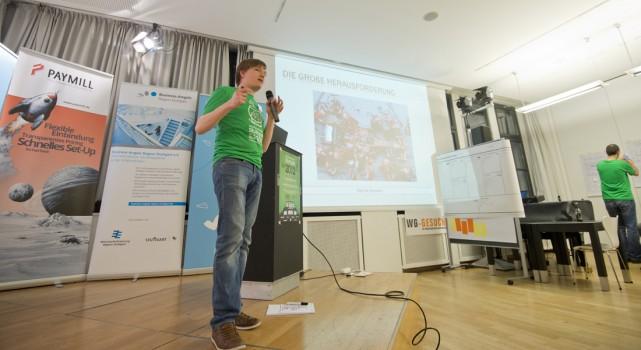 Am 12. November hält Bartel eine Keynote im Rahmen des Share Economy Kongresses in Karlsruhe (Bild: Daniel Bartel)