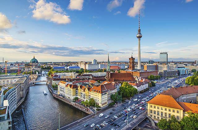 Chrono 24 hat auch ein Büro in Berlin