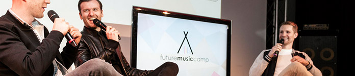 Future Music Camp Barcamps in Baden-Württemberg