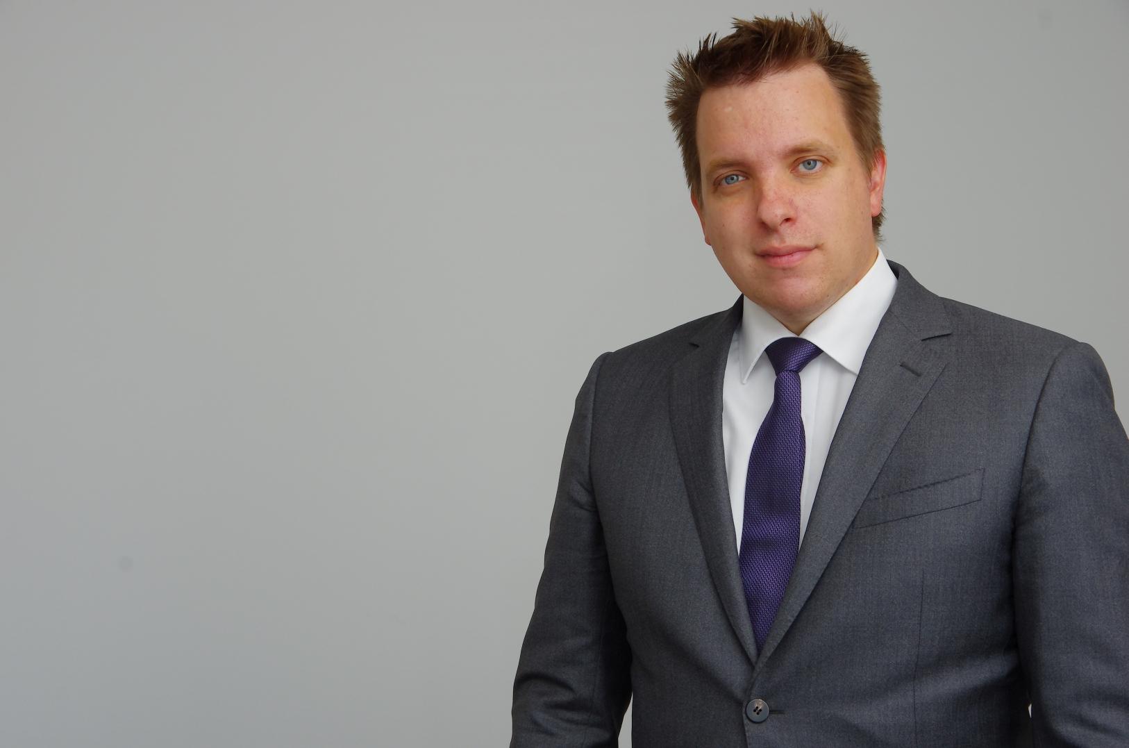 Benjamin Aunkofer, Gründer von Datanomiq