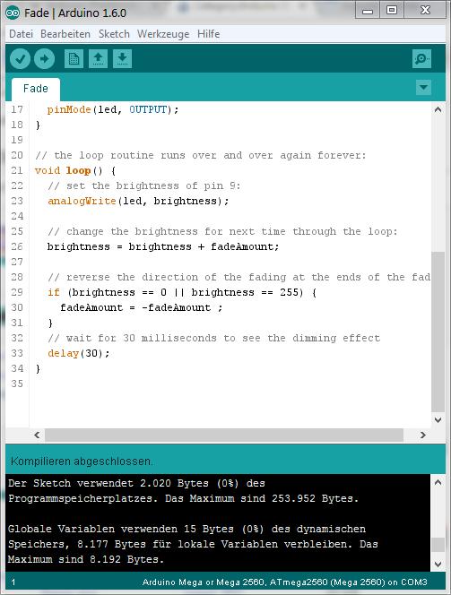 Ein Arduino ist in der Lage ist, ein vorher aufgespieltes Programm wiederholt abzuspulen (Bild: Wlanowski - Eigenes Werk, CC-BY-SA 4.0)