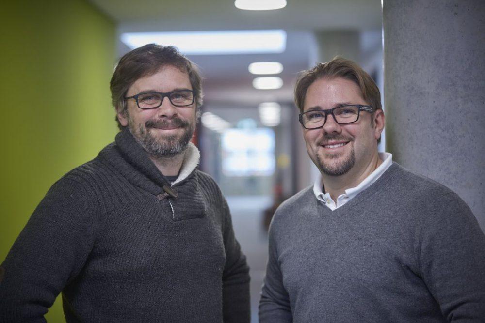 Logistik; Mathias Thomas und Simon Thomas